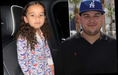 Rob Kardashian shares new photo of daughter Dream, says he's 'thankful'