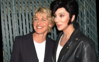 Cher Once Slammed Ellen DeGeneres for a Bad Impression of Her and Called Her a B*tch