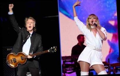 Taylor Swift Moved Her Album Release Date for Paul McCartney