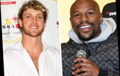 Floyd Mayweather will fight YouTuber Logan Paul in boxing match this February