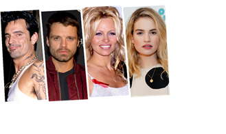 Lily James and Sebastian Stan Cast as Pamela Anderson and Tommy Lee