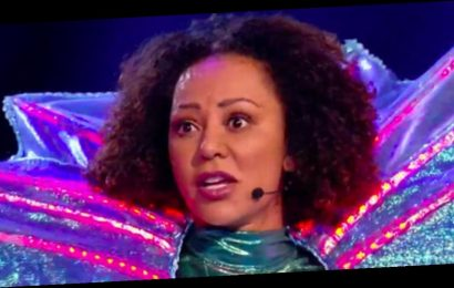 The Masked Singer's Mel B told off by bosses for breaking strict show rule