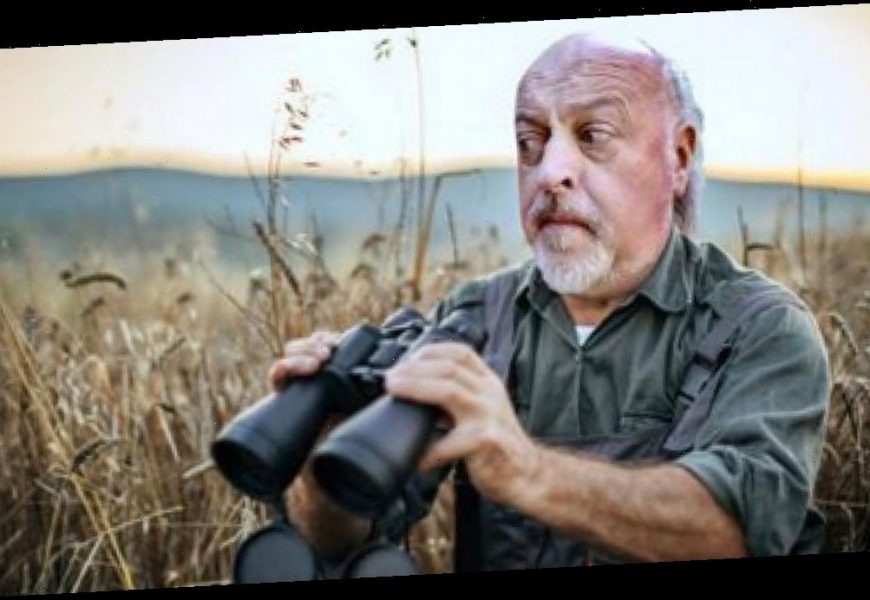 Strictly's Bill Bailey hooked on birdwatching and loves 'listening to them sing'