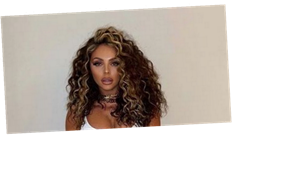 Jesy Nelson wows fans as she shows off her incredible abs in first post of 2021