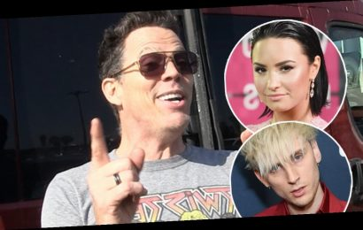 Steve-O Calls Out Demi Lovato and MGK to Do 8 X 10 Challenge (Exclusive)