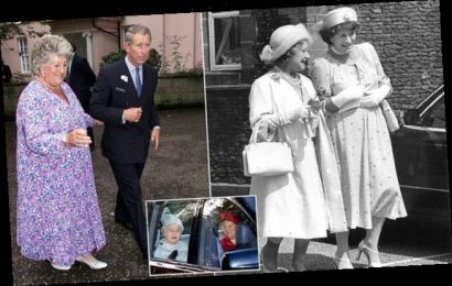 Queen's cousin Lady Mary Colman dies aged 88 at her Norfolk home