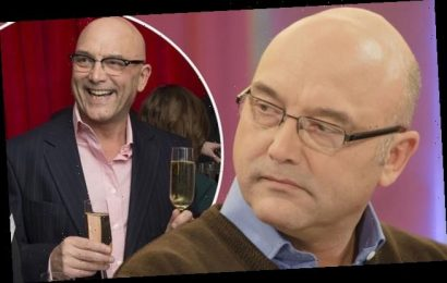 Gregg Wallace says he 'wanted to die' after turning to booze