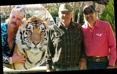 Joe Exotic's father dies from COVID amid star's pardon plea