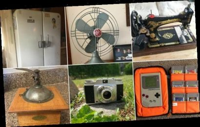People share household items that have withstood the test of time