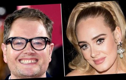 Get Ready! 'Amazing' Adele Music Is Coming Soon, Pal Alan Carr Says