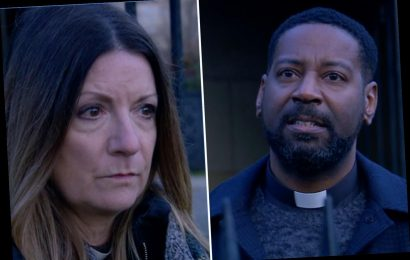Who is the new vicar in Emmerdale? Fans think they've uncovered Charles' secret identity