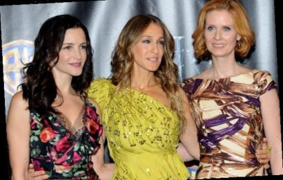 'Sex and the City' Revival Will Be Post-COVID, Sarah Jessica Parker Says