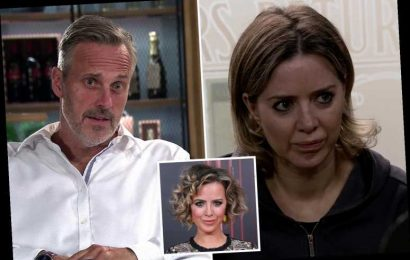 Coronation Street's Abi Franklin star lifts lid on war with Ray Crosby as cobbles face heart-breaking demolition
