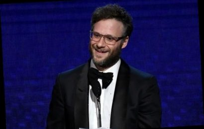 Seth Rogen's Mom Just Mommed Him So Hard About His First Book