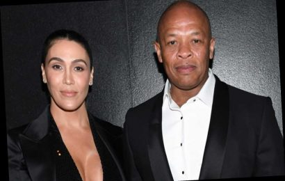 Dr. Dre to pay Nicole Young $2M in support amid aneurysm recovery