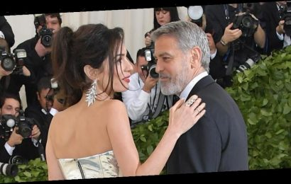 George & Amal Clooney Do Something Very Romantic for Each Other Even During Lockdown