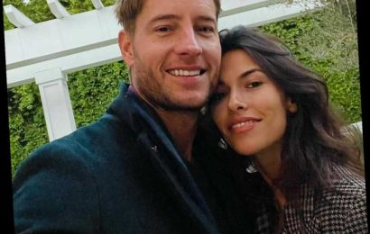 Justin Hartley Goes Instagram Official with Sofia Pernas on New Year's Eve: 'Bring on 2021!'