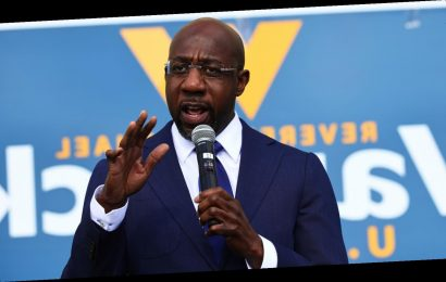 Here's How Much Raphael Warnock Will Make As A Senator