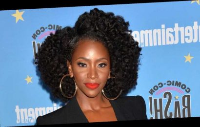 The Truth About Teyonah Parris – The List