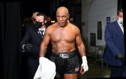 Mike Tyson Didn't Deny Robbing Wu-Tang Clan Member U-God's Mother — 'When He Sees Me, Tell Him To Ask For the Money'