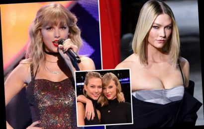 Taylor Swift fans think she reignited feud by shading ex-BFF Karlie Kloss in new song about 'crook who got caught'