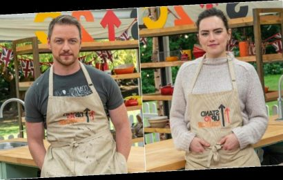 'The Great Celebrity Bake Off': Daisy Ridley & James McAvoy Among Stars Signed Up For Charity Series