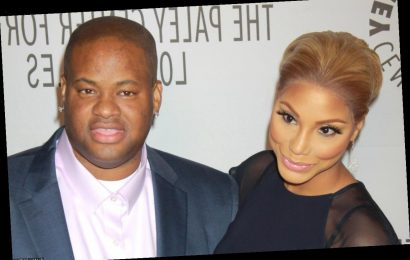 Tamar Braxton Reacts to Fan Asking Her to Reconcile With Vincent Herbert: He's 'My Cousin'