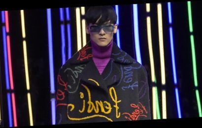 """Fendi Presents """"Very Tactile and Also Very Functional"""" FW21 Menswear Collection"""