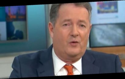 Piers Morgan branded 'judgemental p***k' for saying teachers can't have tattoos