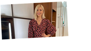 Holly Willoughby stuns as she flaunts figure in floral dress – get her exact look here for just £30
