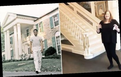 Elvis Presley: Upstairs at Graceland described by one of the few people allowed in today