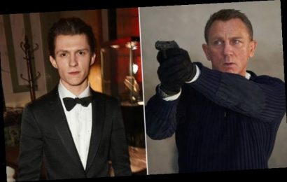 Next James Bond: Spider-Man star Tom Holland wants to replace Daniel Craig – 'I'd love to'