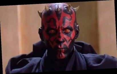Star Wars Darth Maul actor releases Sith images just before Obi-Wan filming starts
