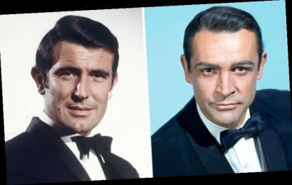 James Bond: 'Sean Connery was best 007 who inspired me to replace him' says George Lazenby