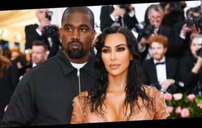 Kim Kardashian asks late dad Robert 'for a sign' as she files to divorce Kanye