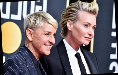Portia De Rossi Says Ellen DeGeneres Helped Her Realize Being Gay Was OK