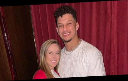 Patrick Mahomes' Pregnant Fiancée Fires Back at 'Hateful Women' Saying She Doesn't Look 'Skinny'