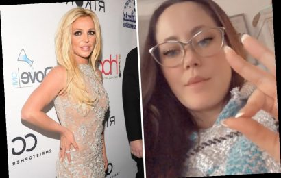 Teen Mom Jenelle Evans shows support for Britney Spears and says she 'can't wait' for the singer to release new music