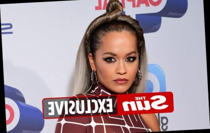 Rita Ora marched to a 14-day quarantine by armed police after landing in Australia