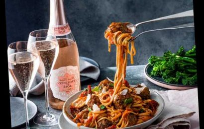 M&S' Valentine's Day 2021 meal deal – 'Dine in' package includes 'Love Linguine', truffle mash and heart-shaped churros