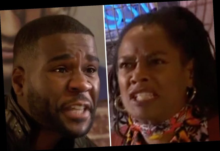 EastEnders fans 'moved to tears' as Isaac Baptiste's secret illness is finally revealed