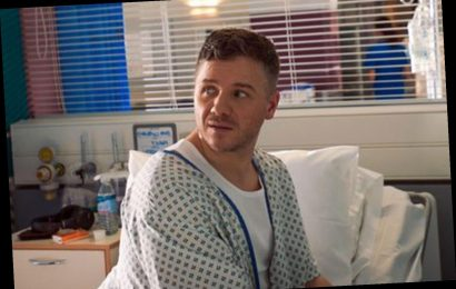 Holby City spoilers: Dom rushed to surgery after horror accident on date and Donna's budding romance takes dark turn