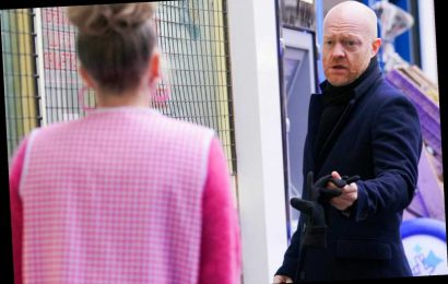 Eight huge EastEnders spoilers for next week including Max Branning's exit and Ruby Allen's downfall