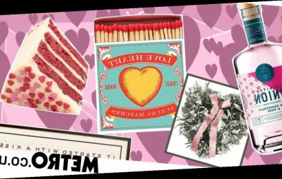 Last-minute gifts and decorations for the perfect Valentine's Day celebration