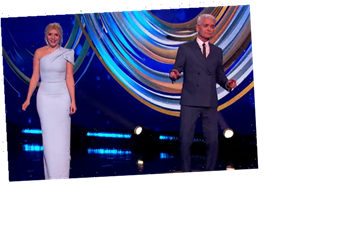 Dancing On Ice's Holly Willoughby jokes she and Phillip Schofield will have to skate soon after several stars drop out