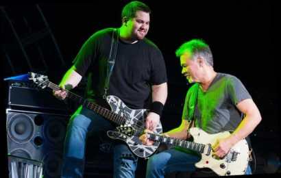 Wolf Van Halen Performs Song 'Distance' — His 'Mantra' for When He Thinks of Dad Eddie