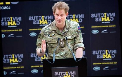 Prince Harry Makes Disappointing Video Announcement as His Invictus Games Have Been Canceled Again