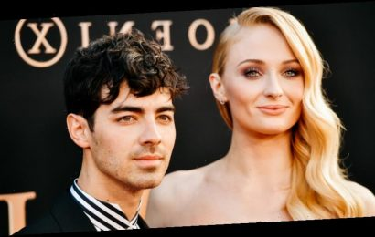 Joe Jonas Shares Never-Before-Seen Photo of Pregnant Sophie Turner on Valentine's Day!