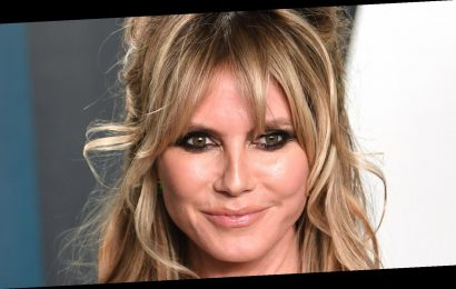 Heidi Klum Looks Unrecognizable As A Teen In Her New Throwback Photo