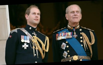 Prince Edward gives update on Prince Philip's health amid hospitalization: 'We keep our fingers crossed'